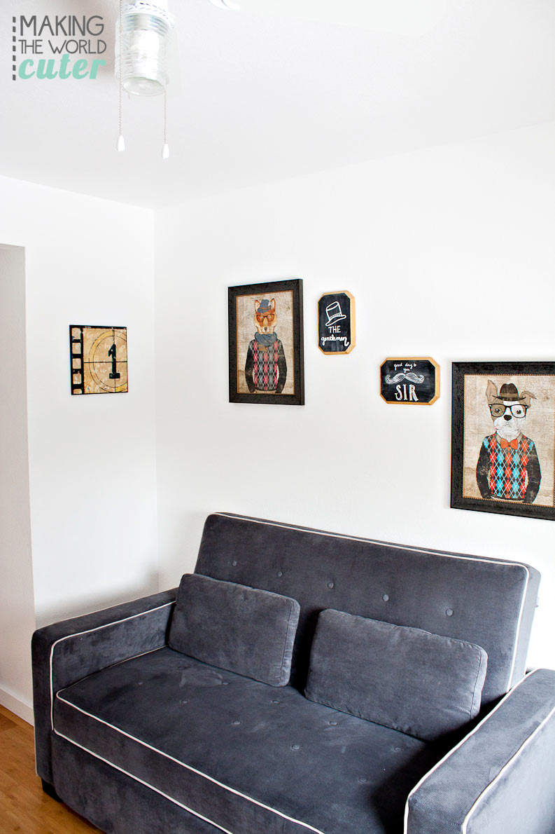 Playroom Ideas for storage, decor and organization.