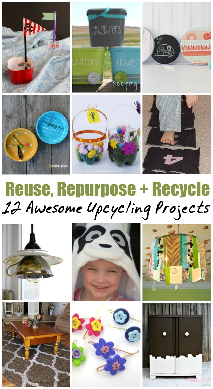 12 Upcycling Projects