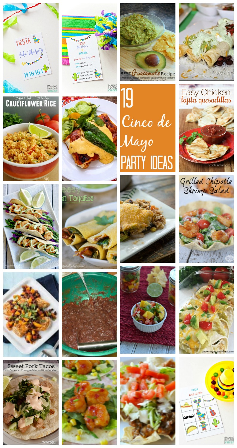 19 Cinco De Mayo Party Ideas
