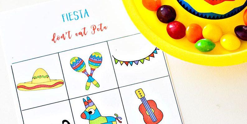 Fiesta Don't Eat Pete