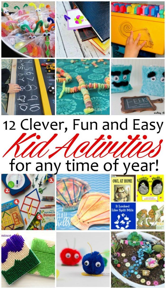 12 Kid Activities