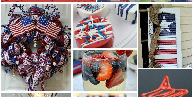 12 Patriotic Crafts and Recipes