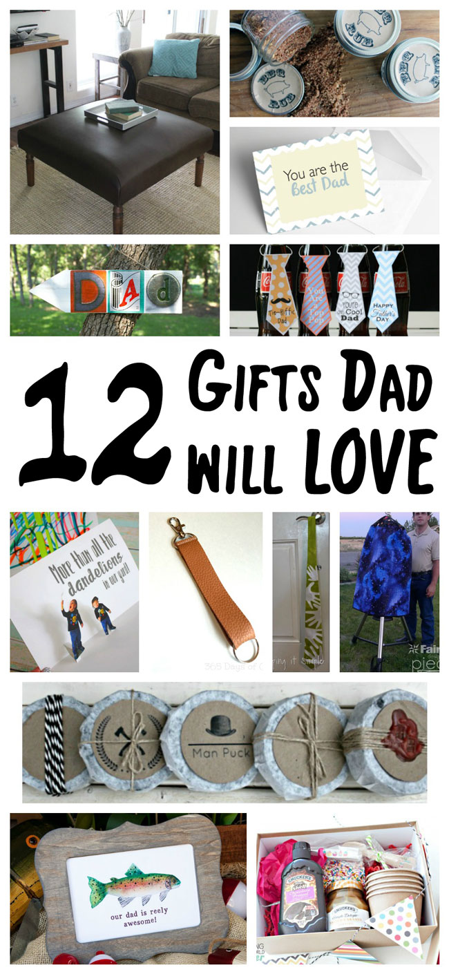 12 Father's Day Gifts