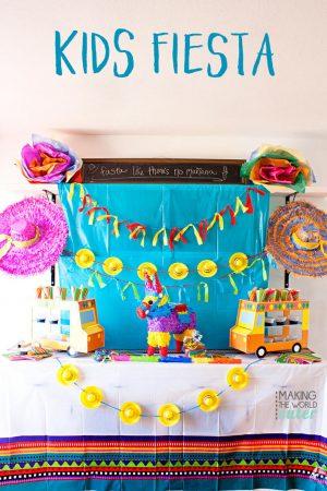 Kid's Fiesta Party