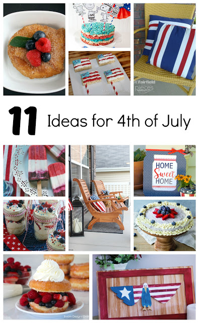 11 4th of July ideas