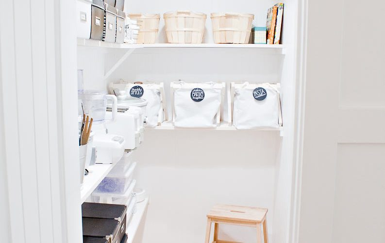 Pantry Reveal