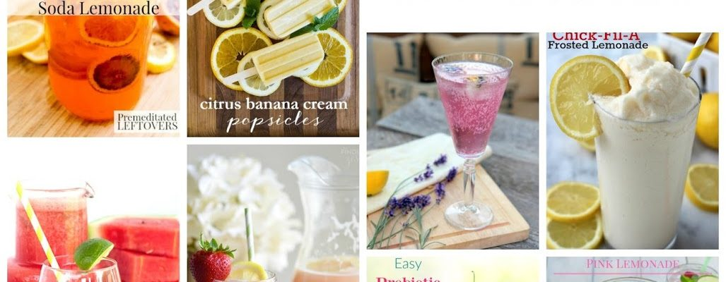 16 Refreshing Drink Recipes