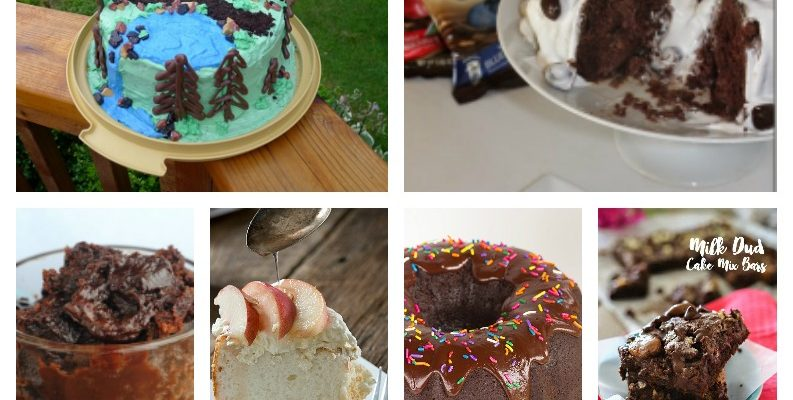 "12 Cake Recipes ""Let them eat cake!"""
