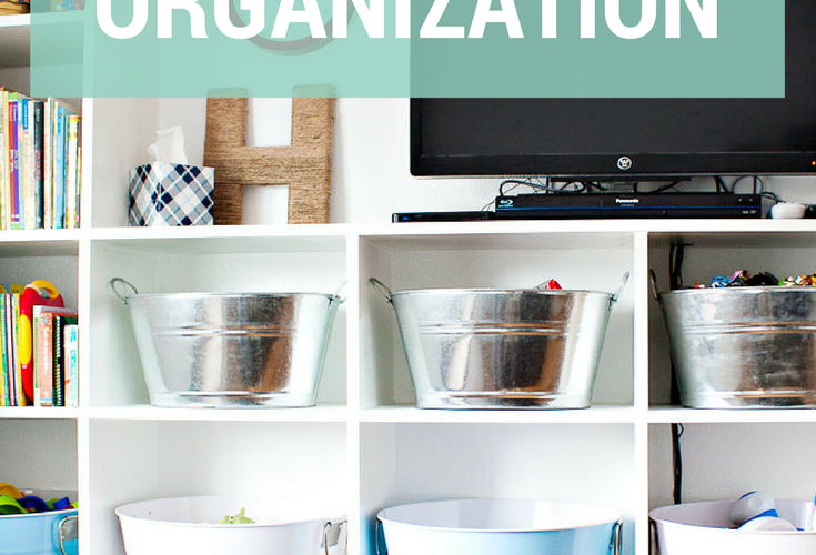 5 Powerful Steps to More Blissful Play Room Organization