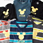 DIY Disney Shirts! Mickey 2016! Perfect for this Olympic and Presidential year....Mickey always wins the gold and deserves my vote! :) Free Silhouette cut file
