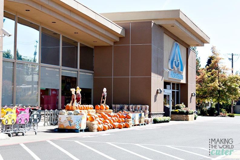 Albertsons Companies and Hunger Is, teaming up to help end childhood hunger in YOUR neighborhood!