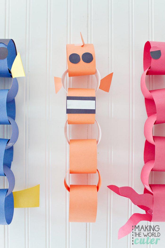 Finding Dory Disneyland Countdown! Dory, Crush, Nemo and Hank the septipus!