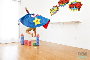 Oh my word! Super darling Superhero play date, would be perfect for a birthday party too. LOVE it!