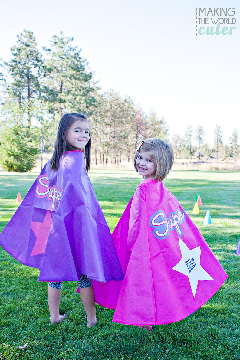 Oh my word! Super darling Superhero play date, would be perfect for a birthday superhero party too. LOVE it!