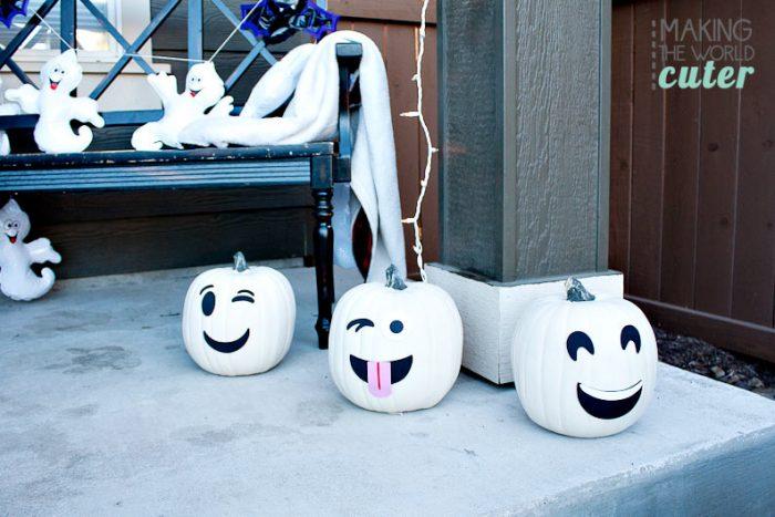 Kid Friendly Halloween Porch Decor