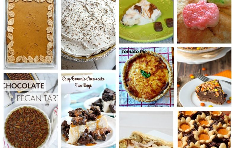 15 Creative Pie Ideas for your Thanksgiving Dinner