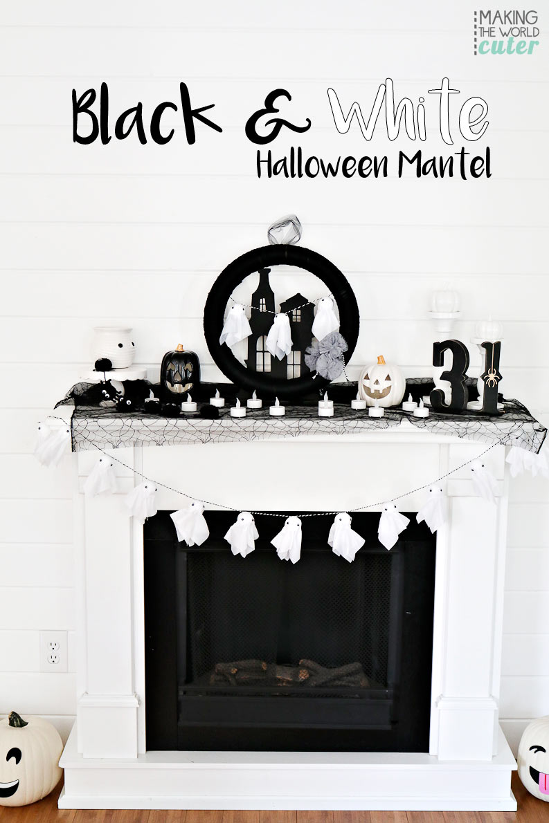 http://makingtheworldcuter.com/wp-content/uploads/2016/10/Black-and-White-Halloween-Mantel.jpg