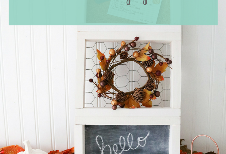 DIY 3 Tiered Frame Easy-Inexpensive Gift to Make