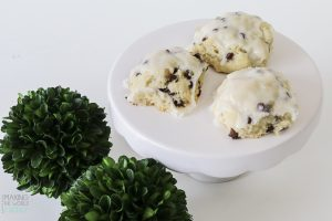 Life Changing Chocolate Chip Scones you will want to devour!