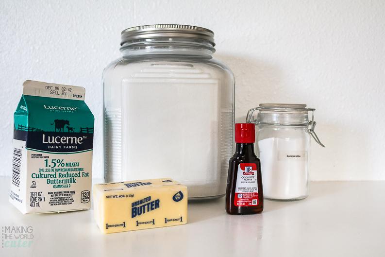 Coconut Syrup Recipe