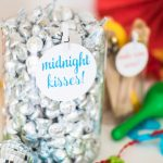 Kids New Years Party with Free Printables and Delicious Over the Top Candy Parfait