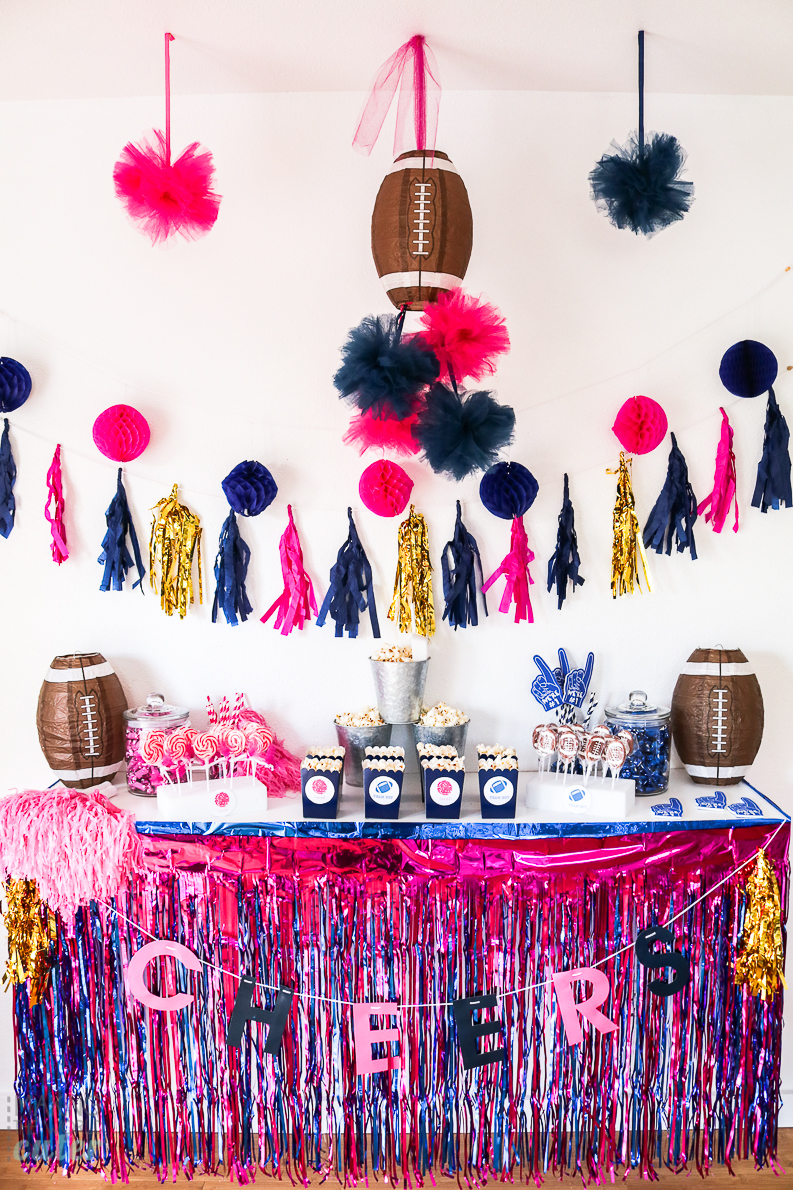 ideas decor football elegant pinterest party best decoration decorations design images on of