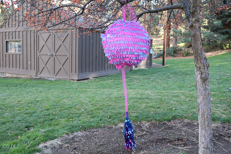 How to Make a Giant Gender Reveal Pinata