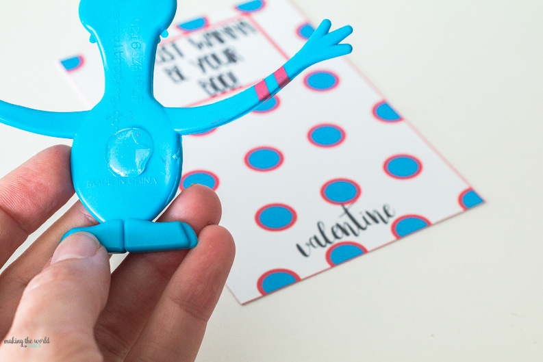 Adorable Monster Valentine Printable Cards for your kid's classroom exchange! So super cute!