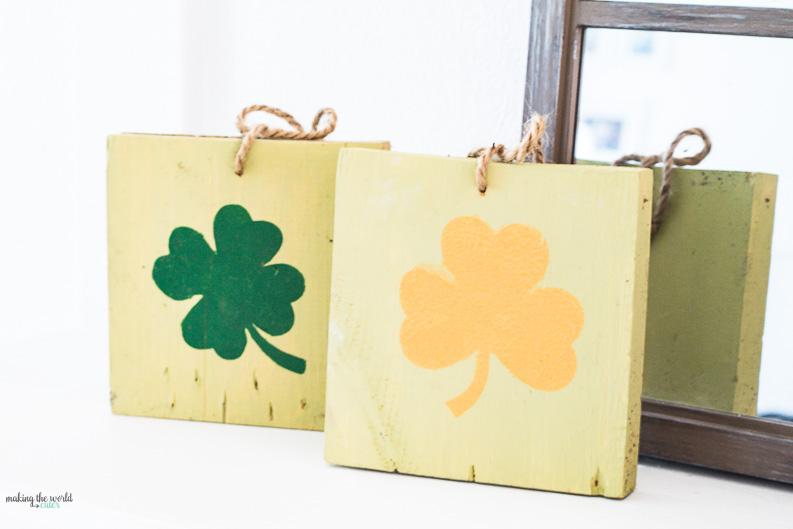 St Patricks Day Mantel Ideas for Holiday Decor