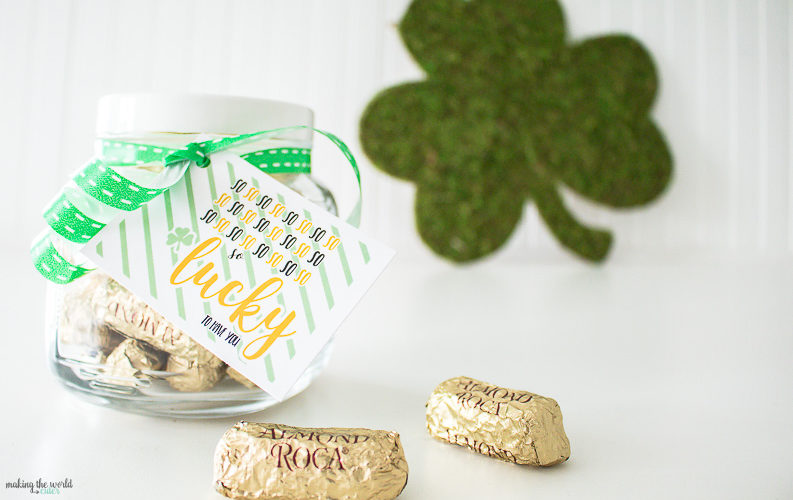 St Patrick's Day Printable Set | So So So Lucky to Have You
