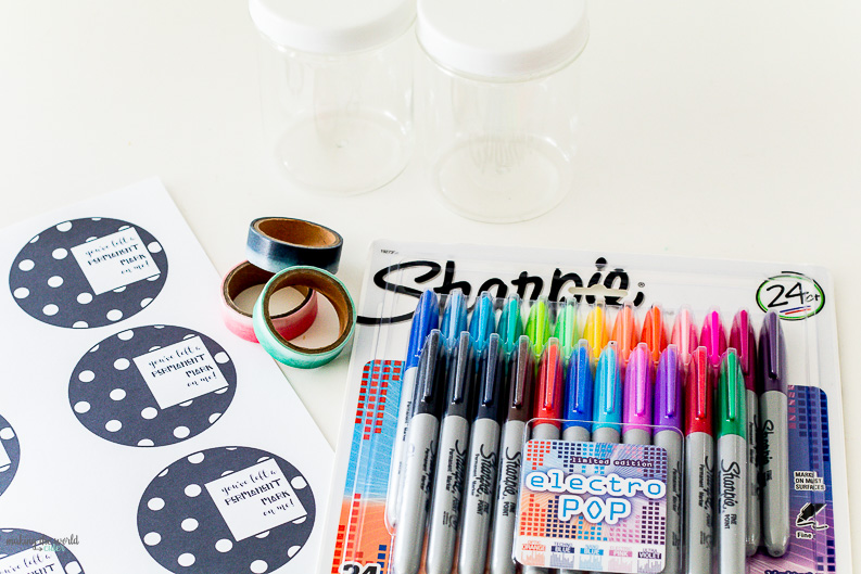 Sharpie Teacher Appreciation Printable Tags
