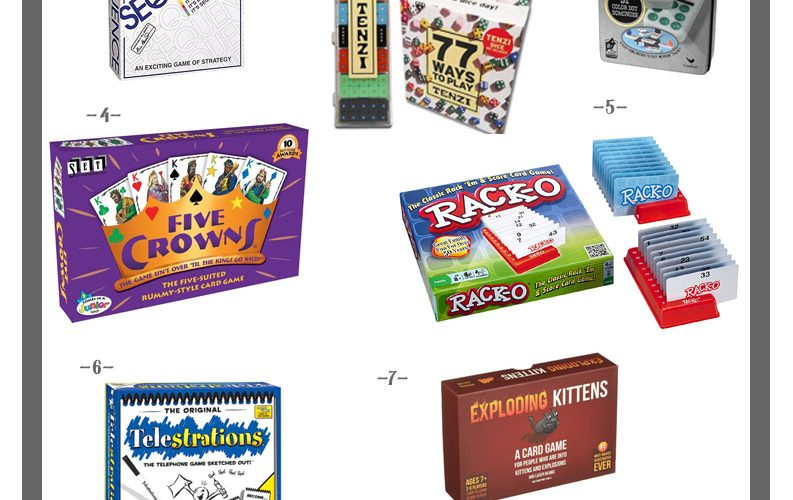 Family Games Gift Ideas