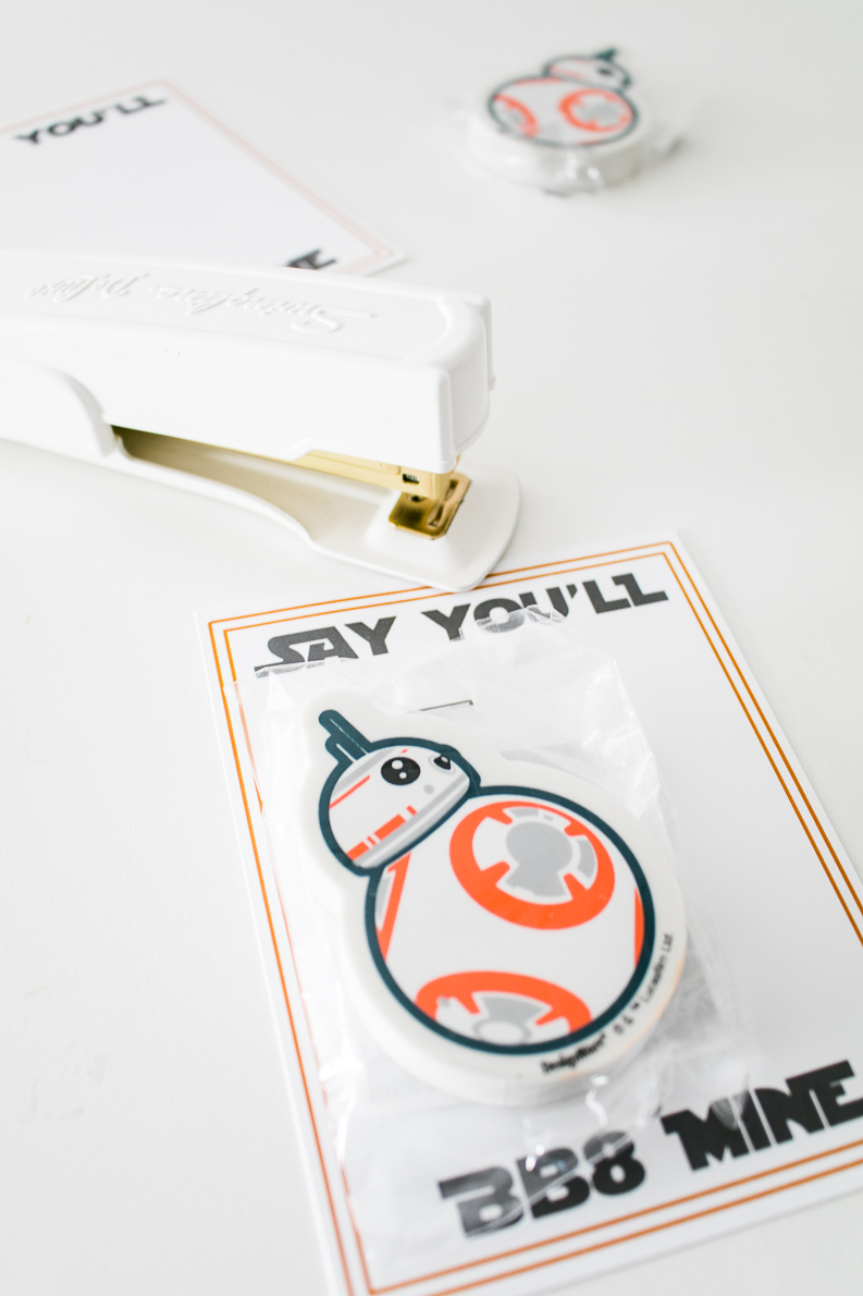 BB8 MINE VALENTINE CARD PRINTABLE