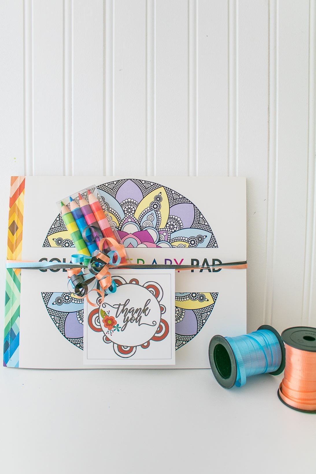 Coloring Book Gift Idea