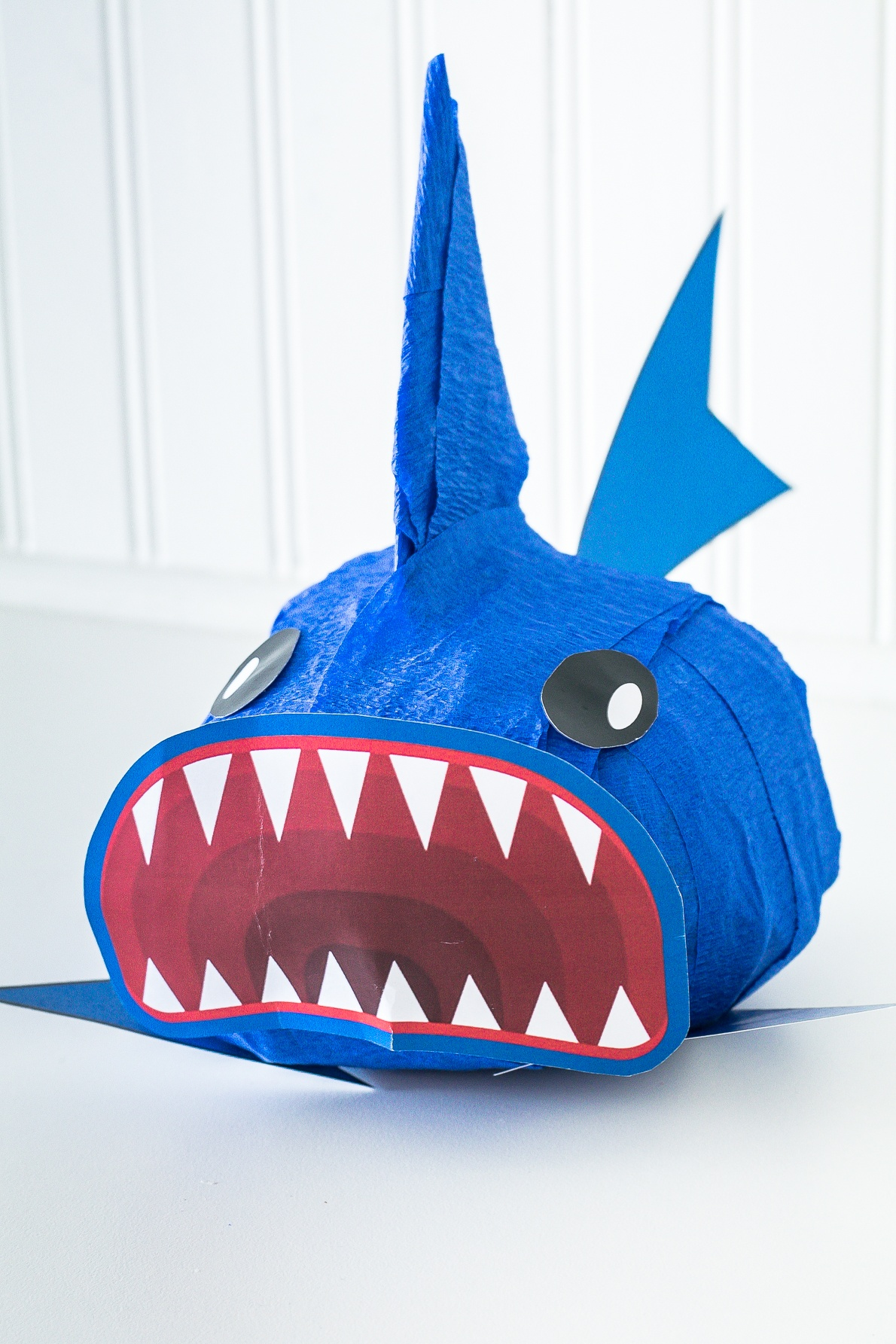 Shark Surprise Ball with free printable