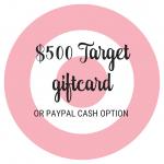 Target Loop Giveaway