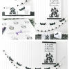 Wicked Cute Halloween Printable Pack October Cute Mail from Making the World Cuter