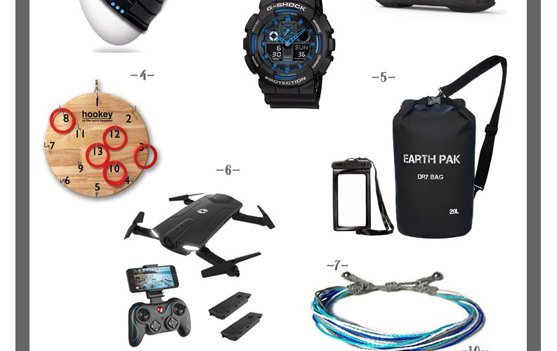 10 Brilliant Gifts for Teen Boys