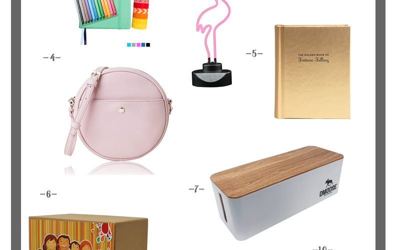 10 Unique and Totally Cute Gifts for Teenage Girls