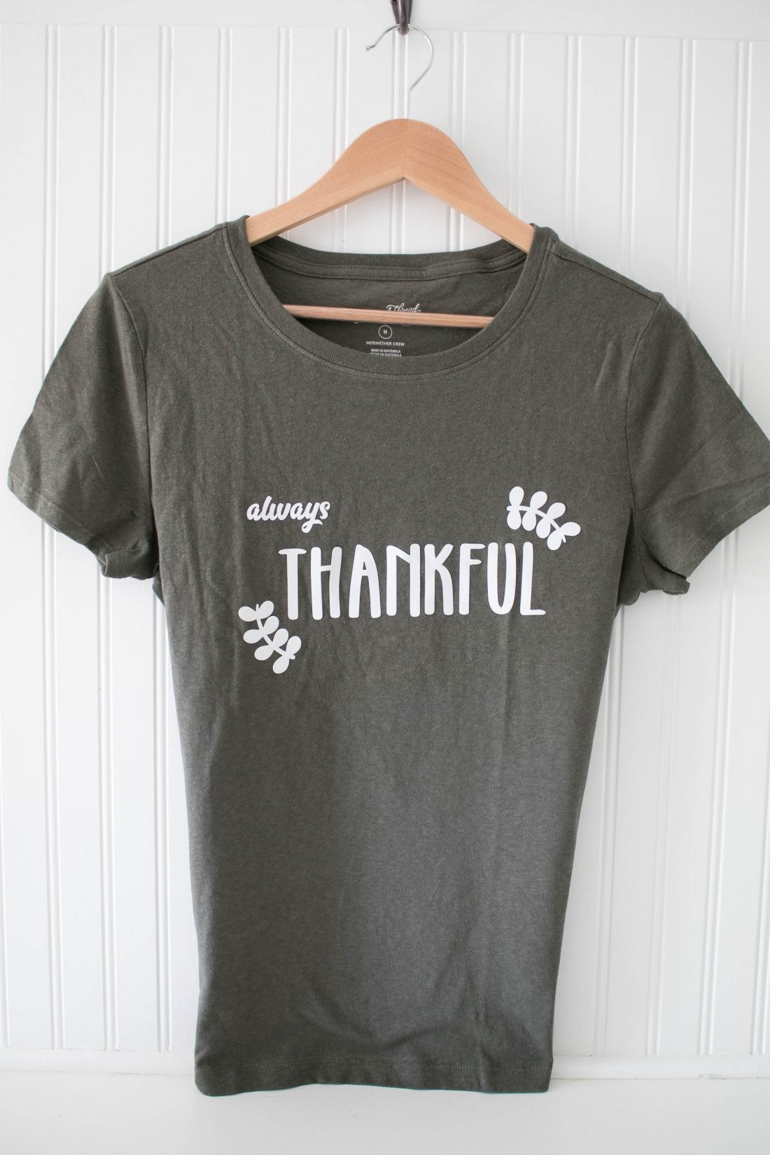 SVG files for Thanksgiving shirts or hostess gifts! Part of the Thankful printable pack on Making the World Cuter
